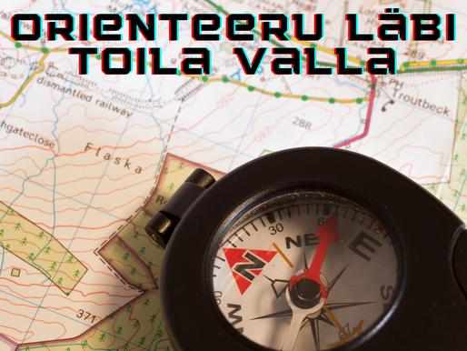 Orienteeru läbi Toila Valla