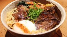 COMFORT FOOD: BEEF KIMCHEE RAMEN