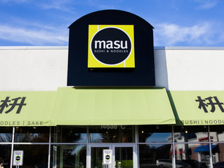 Masu Sushi & Noodles Opens in Apple Valley