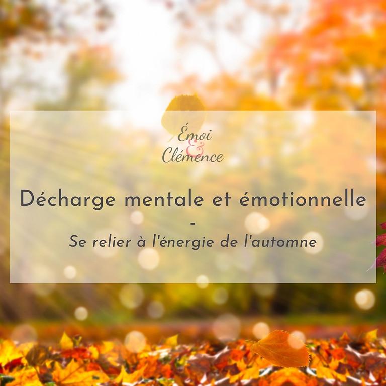 Atelier Coaching & Créativité - Thème : Décharge mentale et émotionnelle