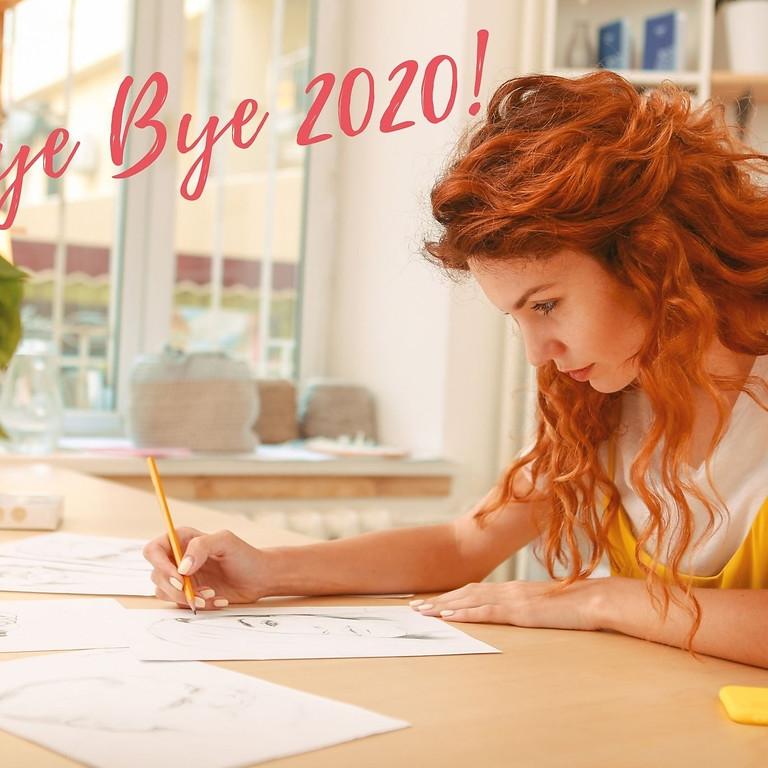 Atelier Coaching & Créativité - Thème : Bye Bye 2020 !