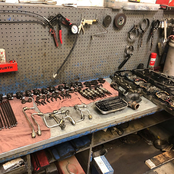 cummins service and repair Powerstroke performance ford chev gmc dodge duramax engine diagnostics performance engine tuning