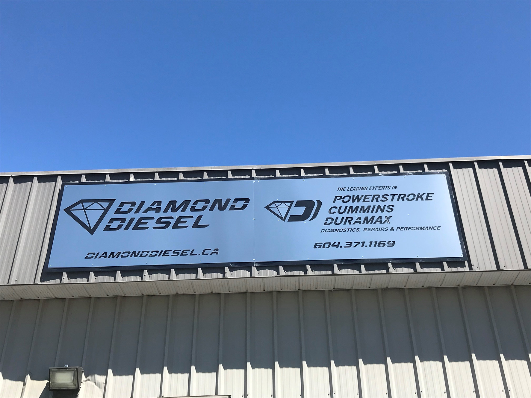 Diamond Diesel - Diesel Service Repair and Performance