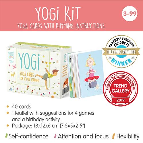 YOGi KiT - yoga cards