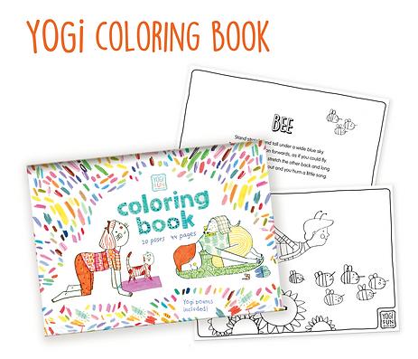 Yogi Fun book