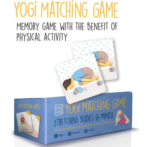 YOGi Matching game