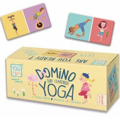YOGi Domino game