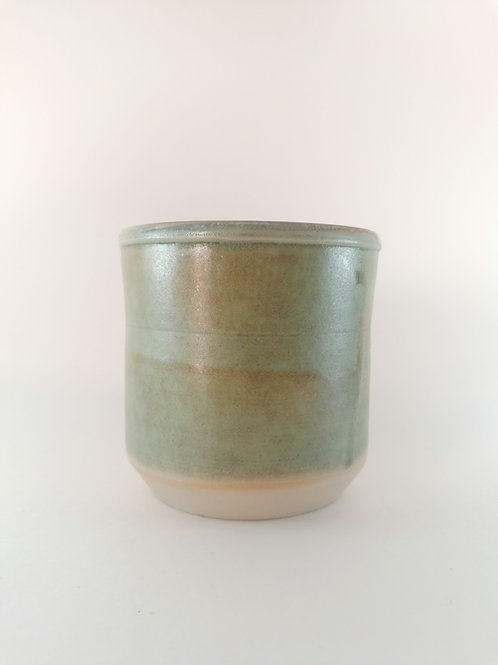 Small Celadon Planter