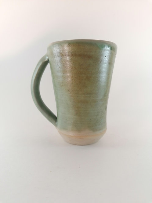 Matte Green Coffee Cup 2