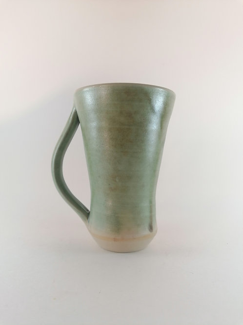 Matte Green Coffee Cup 1