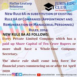 COMPANIES RULES, 2014