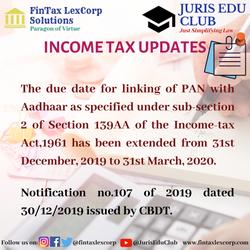 INCOME TAX UPDATES-1