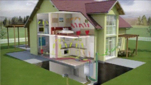 airflow systems in a house