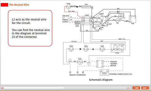 neutral wire connection diagram