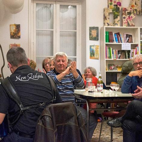 Soirée Beaujolais nouveau 15.11.18