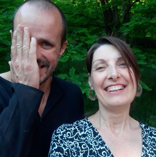 Isabelle et Laurent Laborie