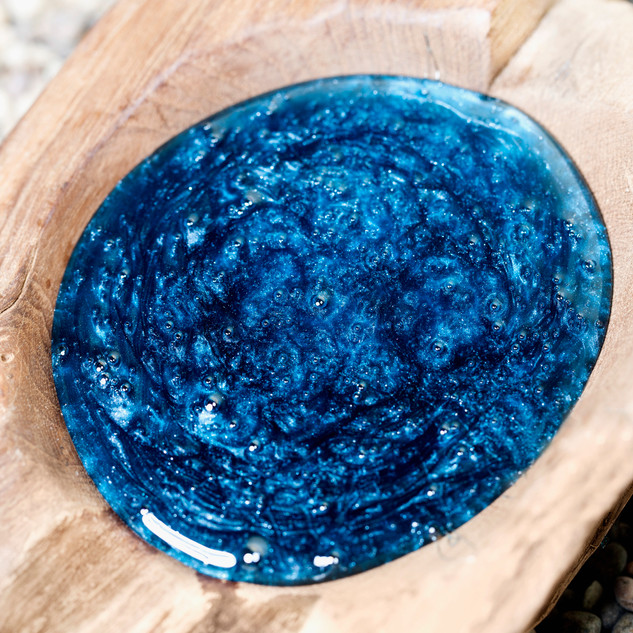 Outback Organics wax products at Isha Studio
