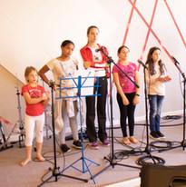 מקהלת בית הספר למוסיקה NEW VIBE