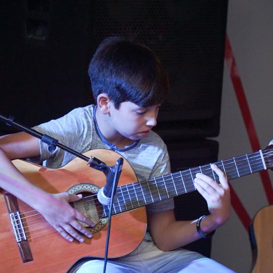 סולו גיטרה קלאסית