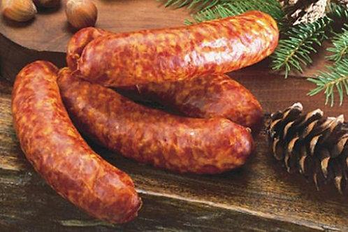 Saucisses Montbeliard x2