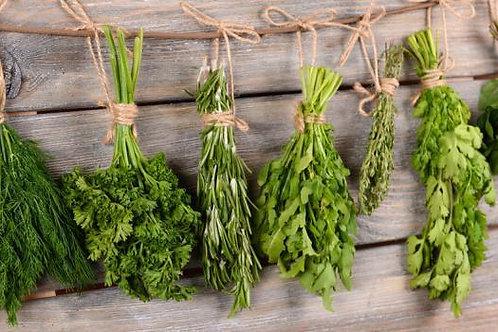 Botte d'herbe aromatique