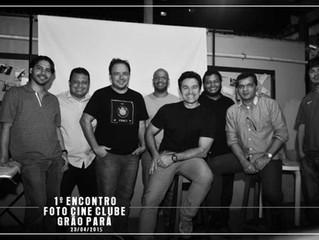 FCCGP - Foto Cine Clube Grão Pará foi fundado em 23 de Abril de 2015.