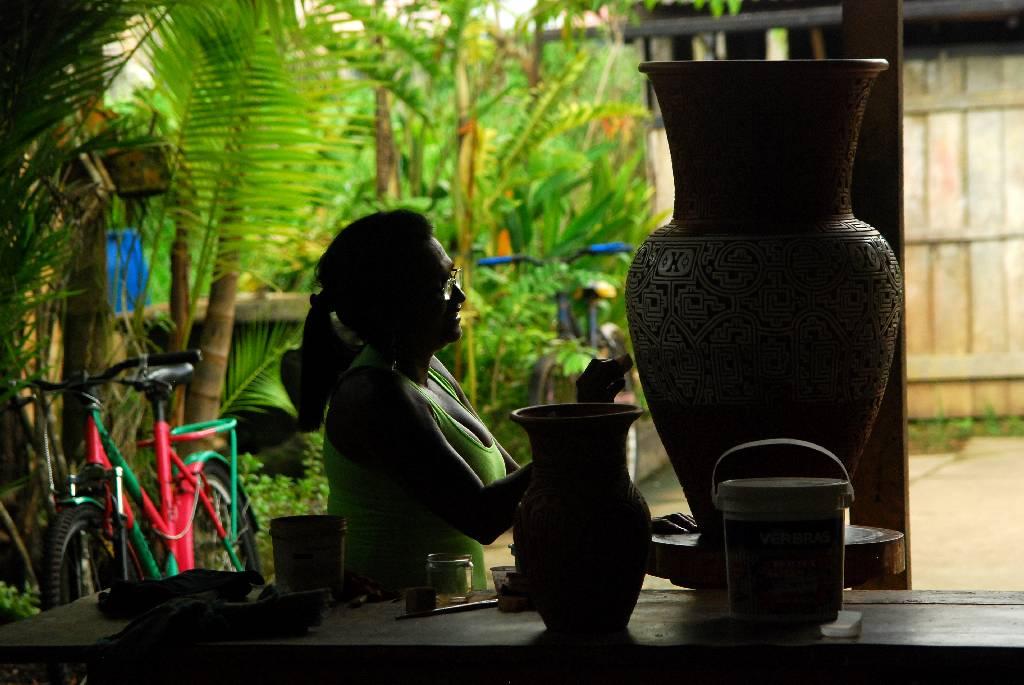 Cerâmica Marajoara -  Icoaracy