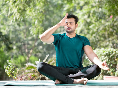 The benefits of breath control