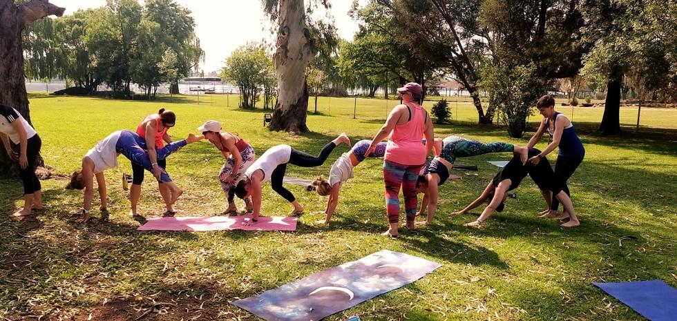 Yoga weekends