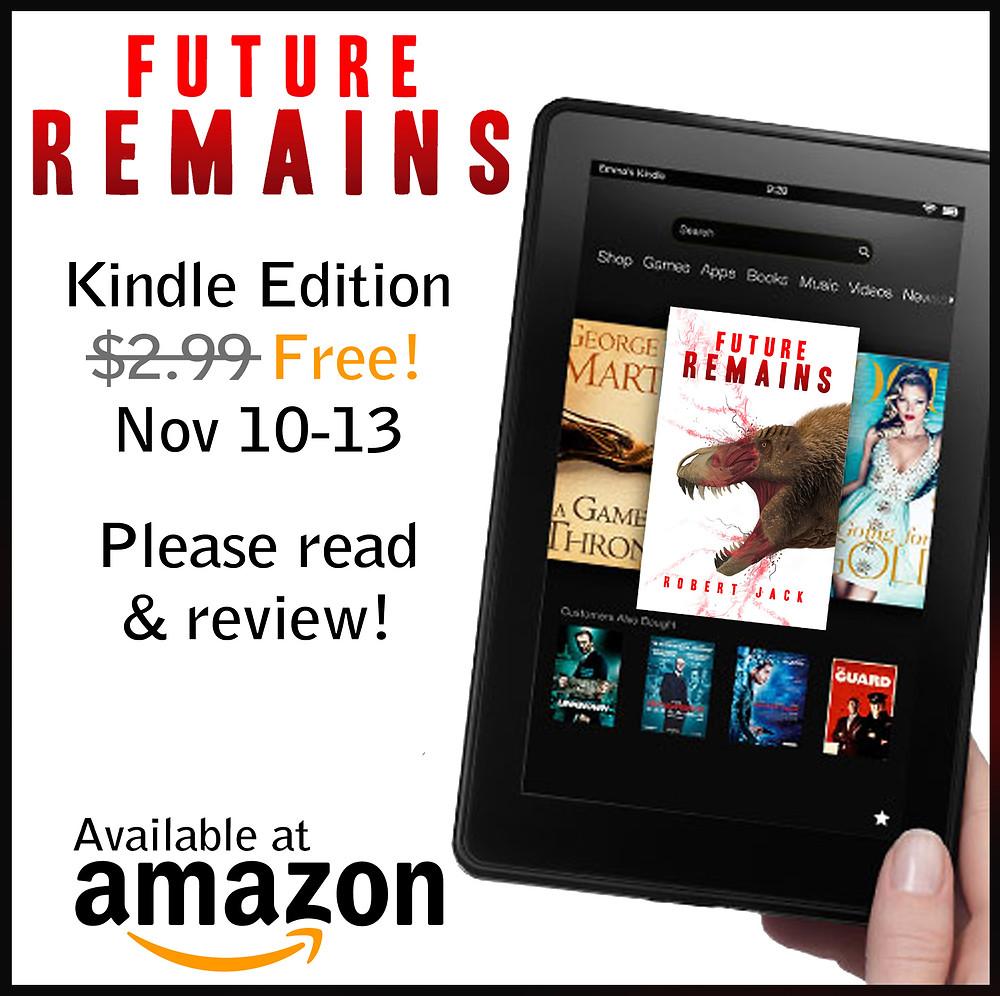 Future Remains FREE Kindle book
