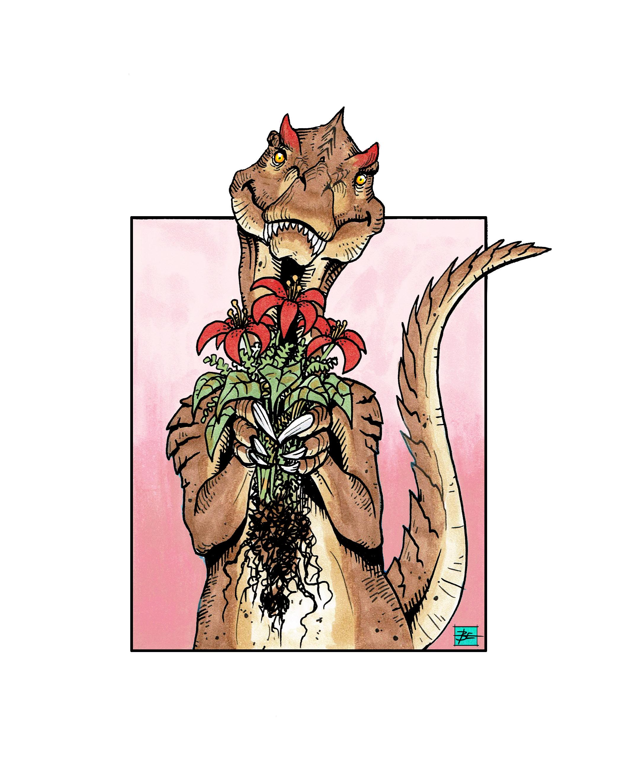 Awwwlosaurus