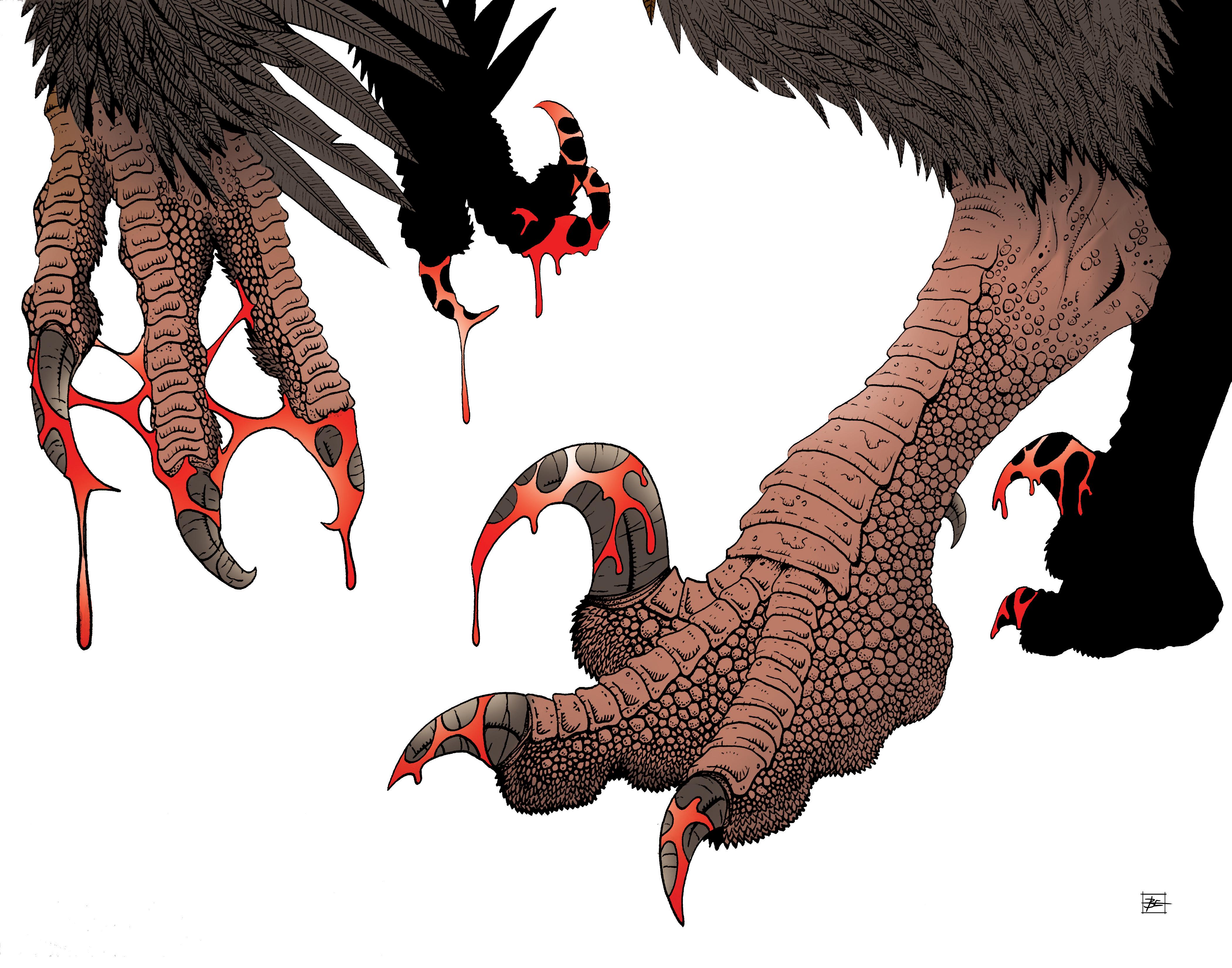 Velociraptor Claws