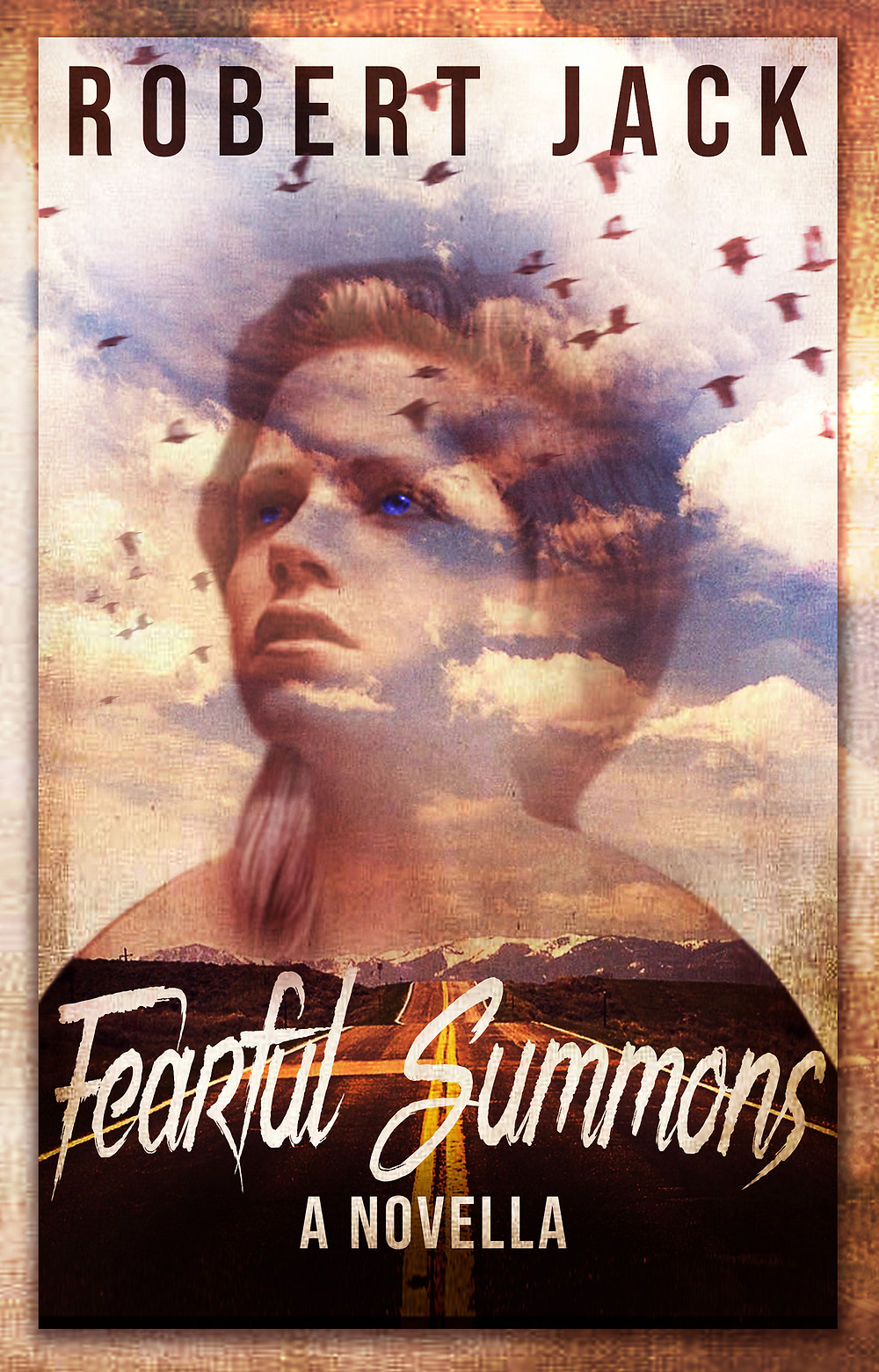 Fearful Summons front cover