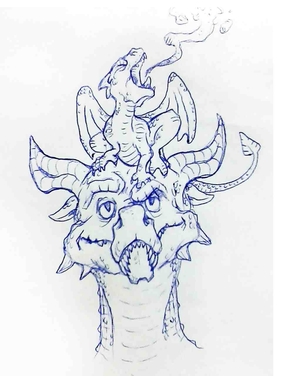 Dada of Dragons
