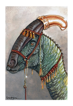 King's Parasaurolophus