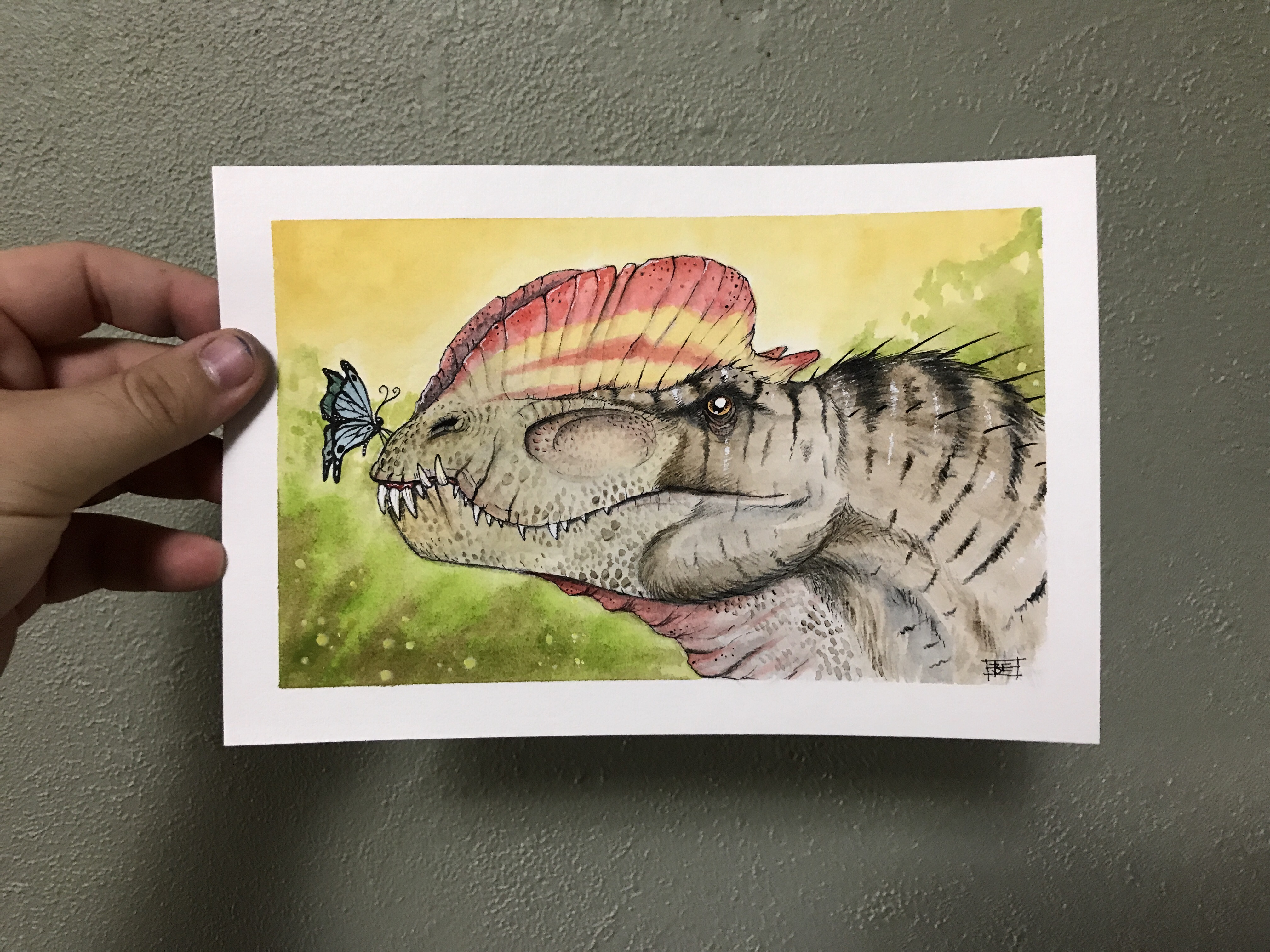 Dilphosaurus