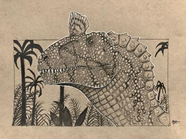 Cyolophosaurus