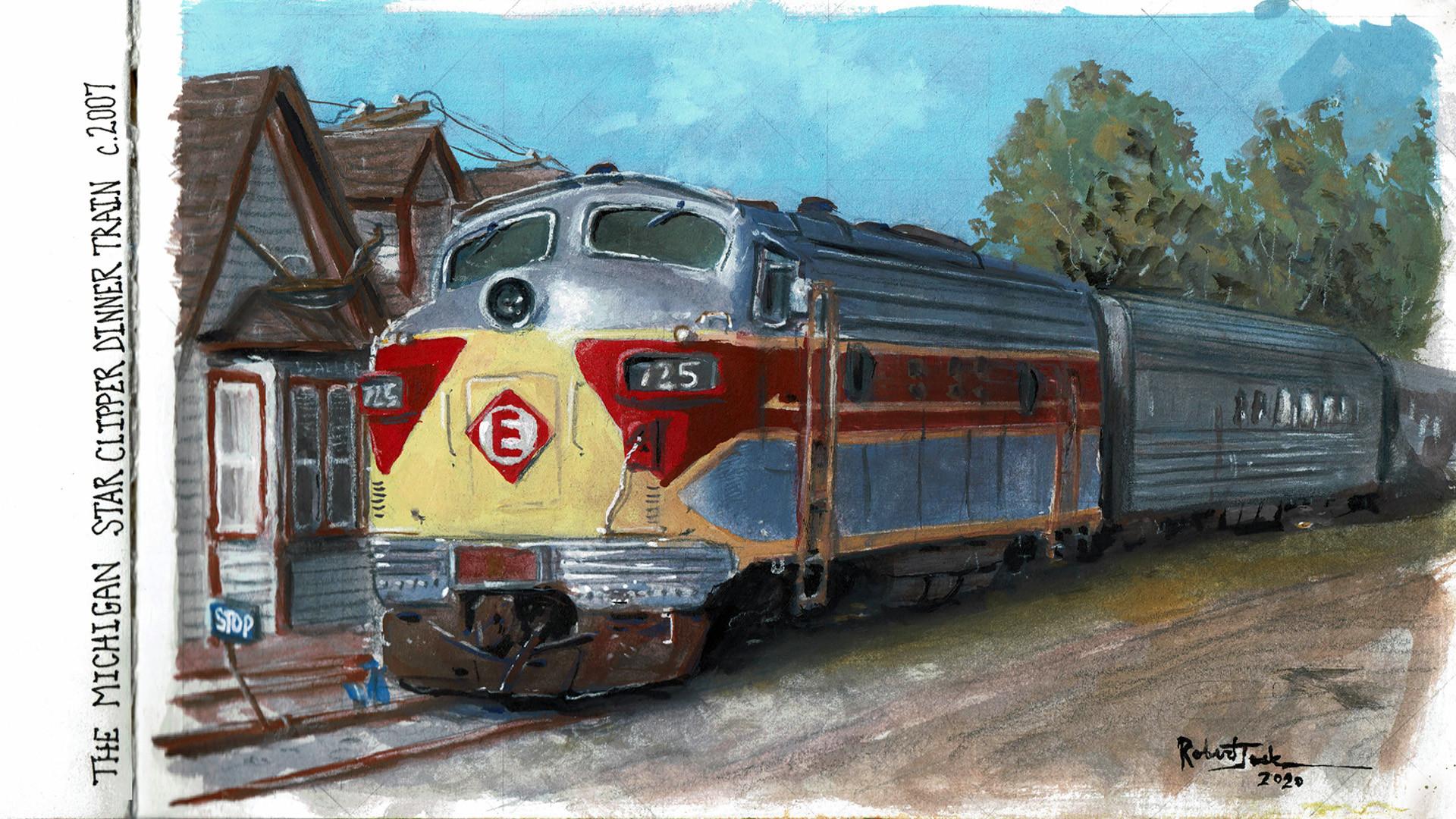 Star Clipper Dinner Train