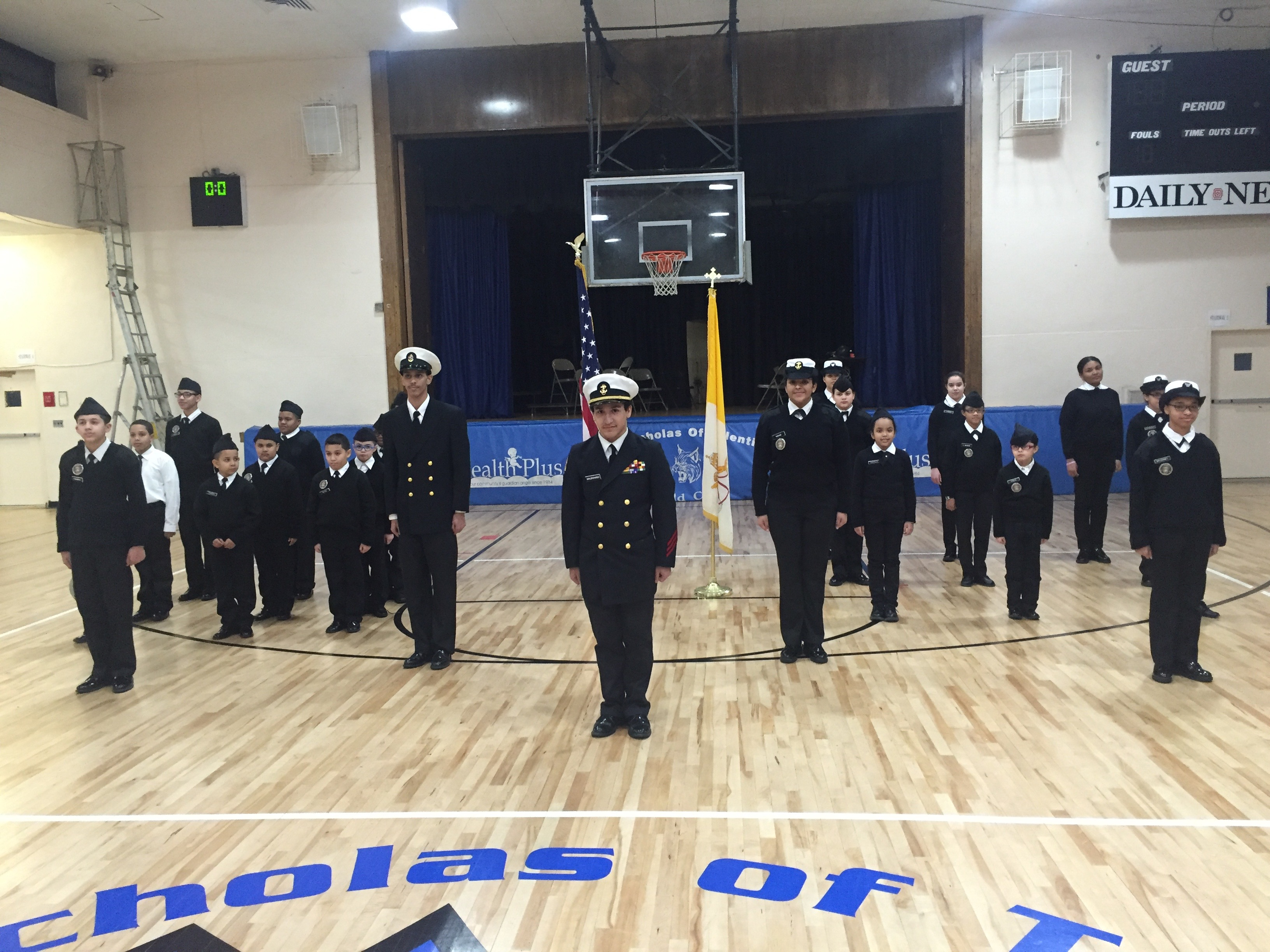 Some of our cadets!