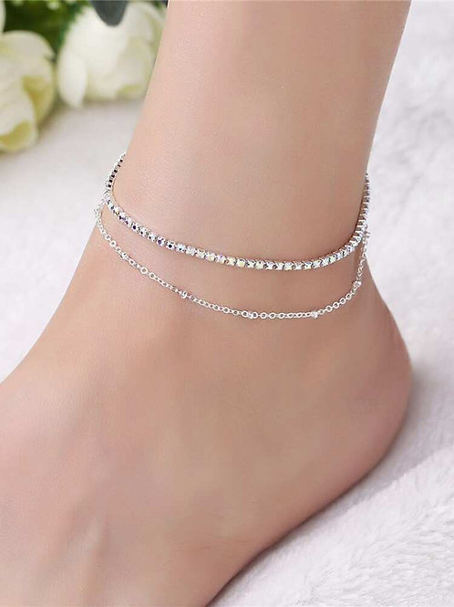Double Time Anklet