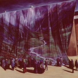See, 1999 Oil on linen 137 x 167 cm