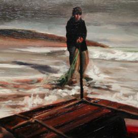 Untitled 13, 2007 oil on board 13 x 23cm 10673 cat.13