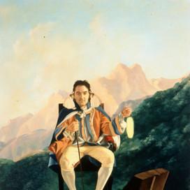Hero, 1995 Oil on canvas  153 x 102 cm