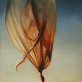 Untitled 5, 2007 oil on board 23 x 13cm 10843 cat.21