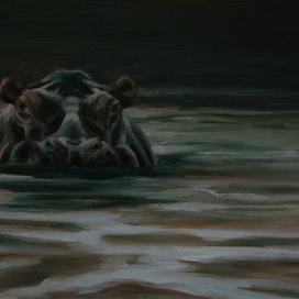 Untitled 7, 2007 oil on board 13 x 23cm 10845 cat.22
