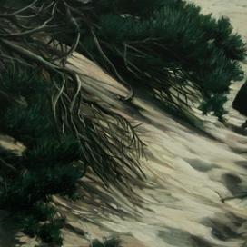 Untitled, 2007 oil on board 20 x 30cm 10854 cat.11