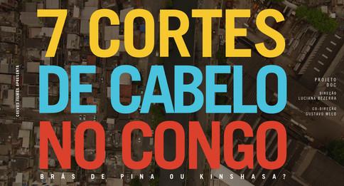 7 Cortes de Cabelo no Congo