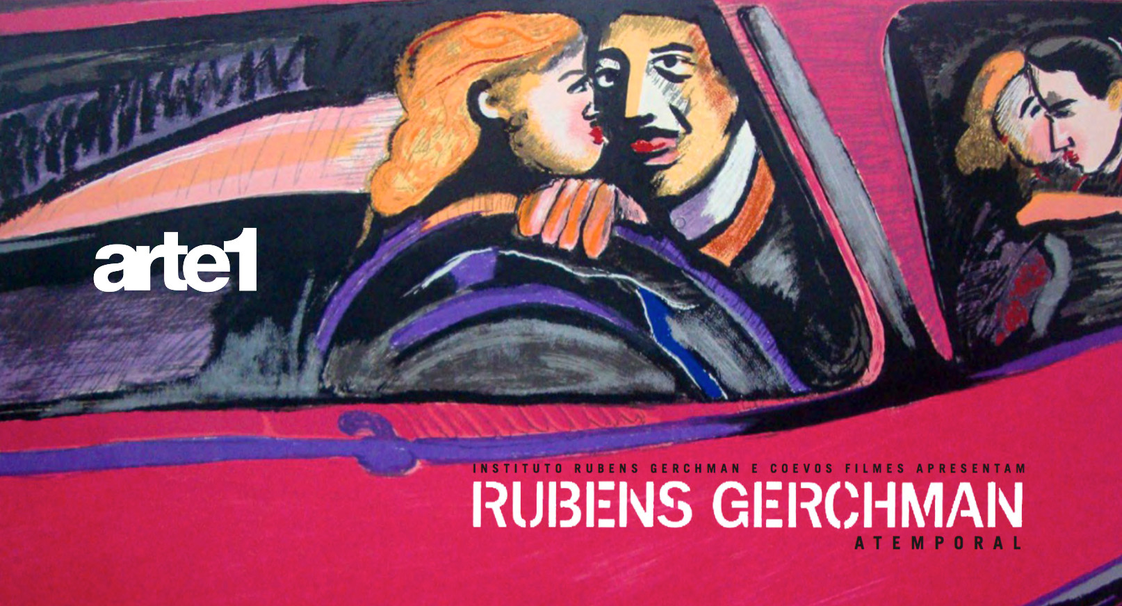 Rubens Gerchman - Atemporal