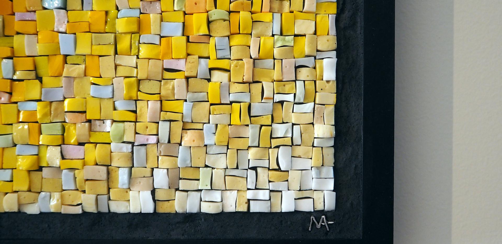 Pannelli decorativi mosaico in smalti DE