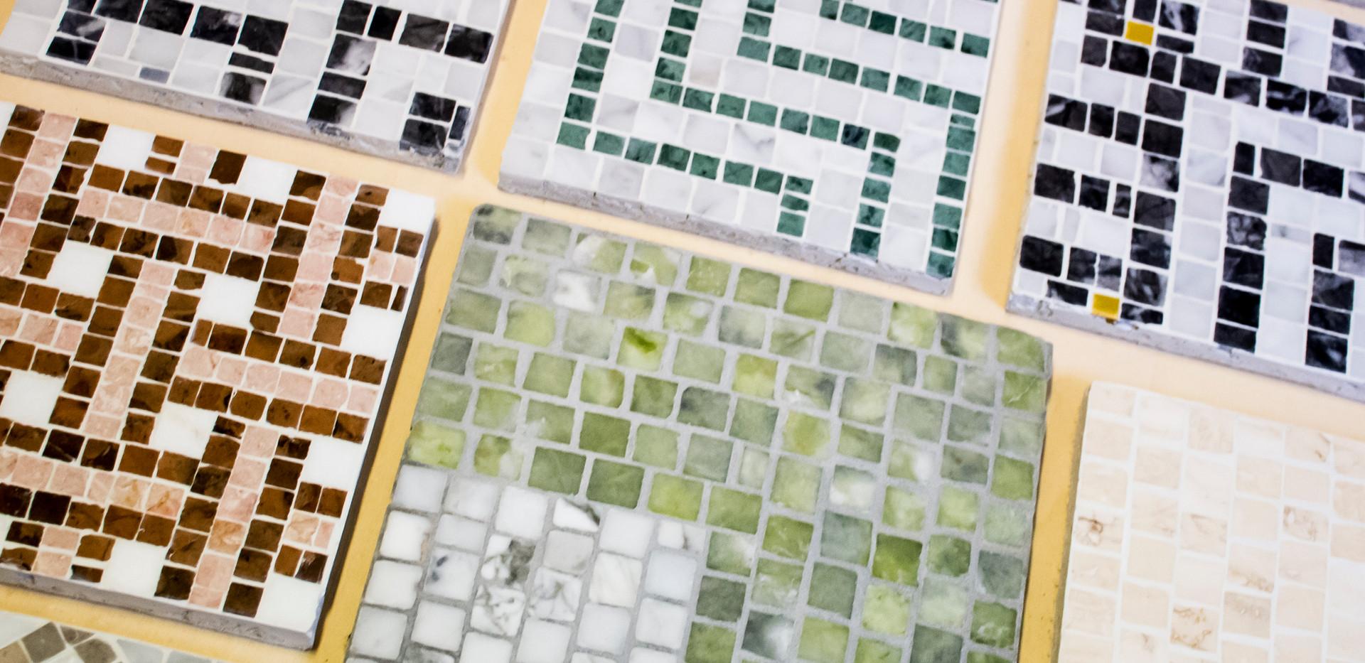 campioni mosaico in marmo.JPG